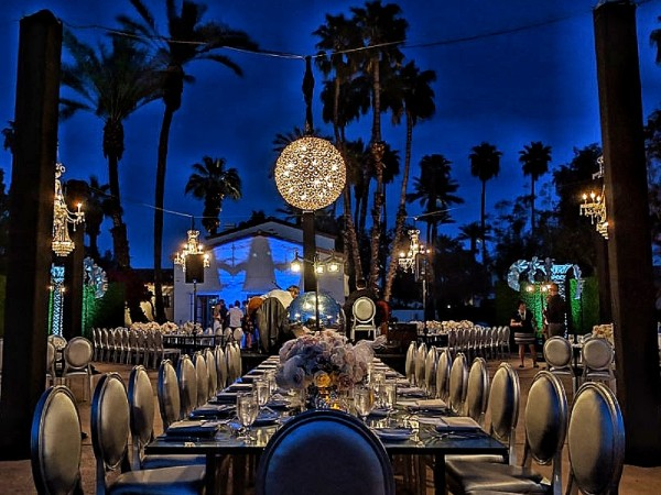 Palm Springs Event: Under the Stars