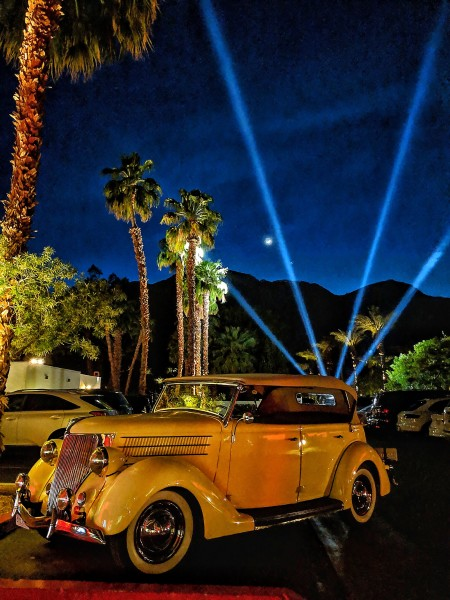 Palm Springs events