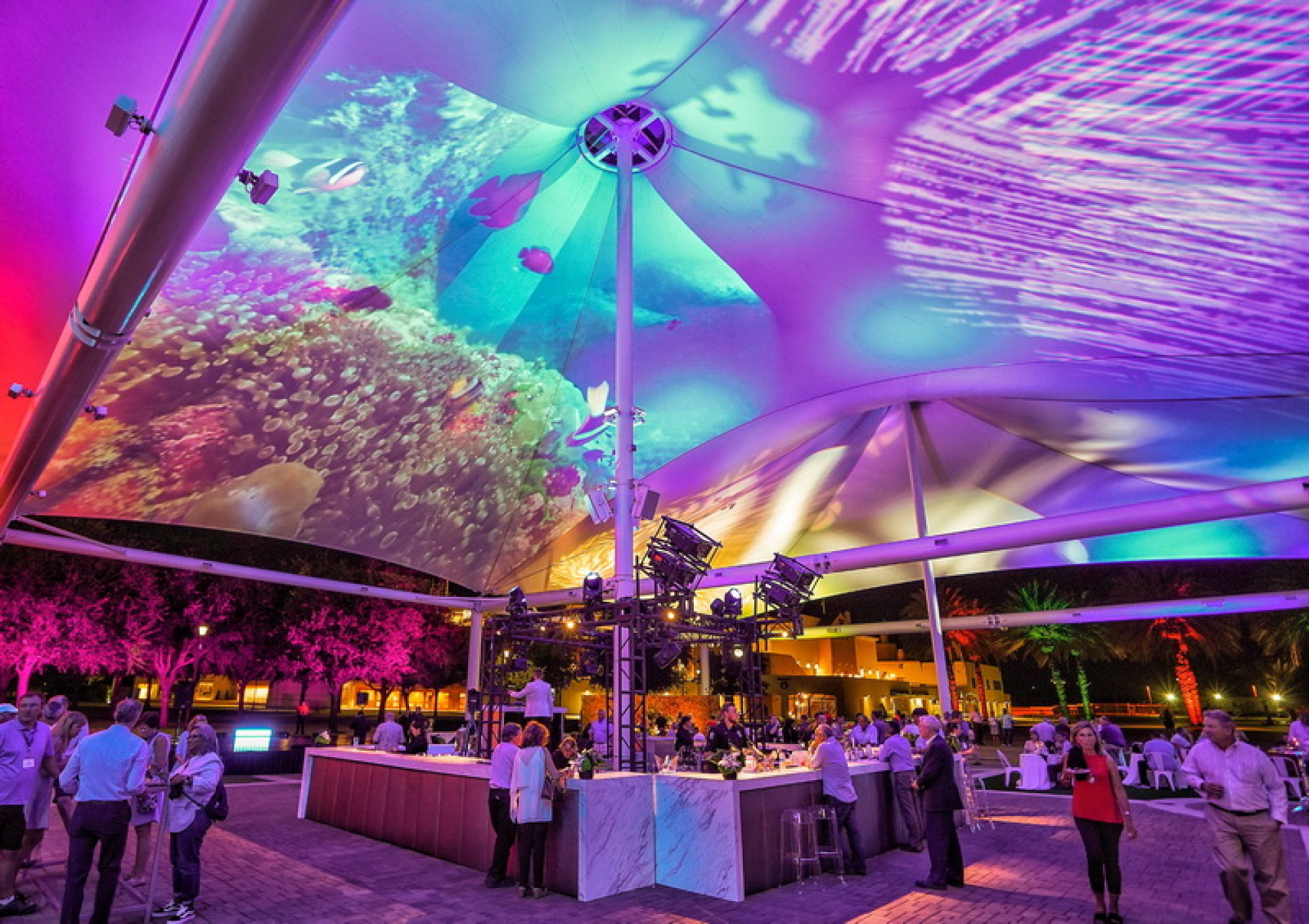 All the Elements: Brand Building through Immersive Design
