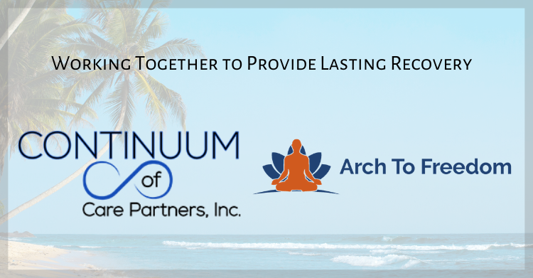 Continuum of Care Partners Announce Partnership with Male Sober Living Facility