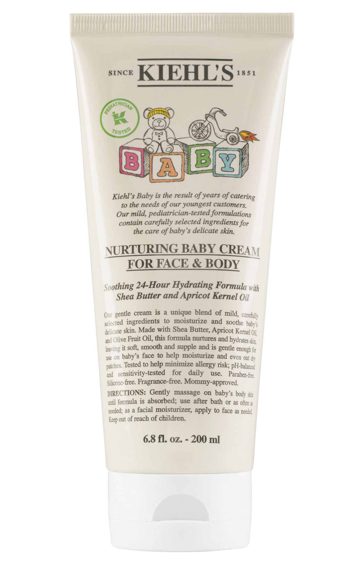 Nurturing Baby Cream for Face & Body