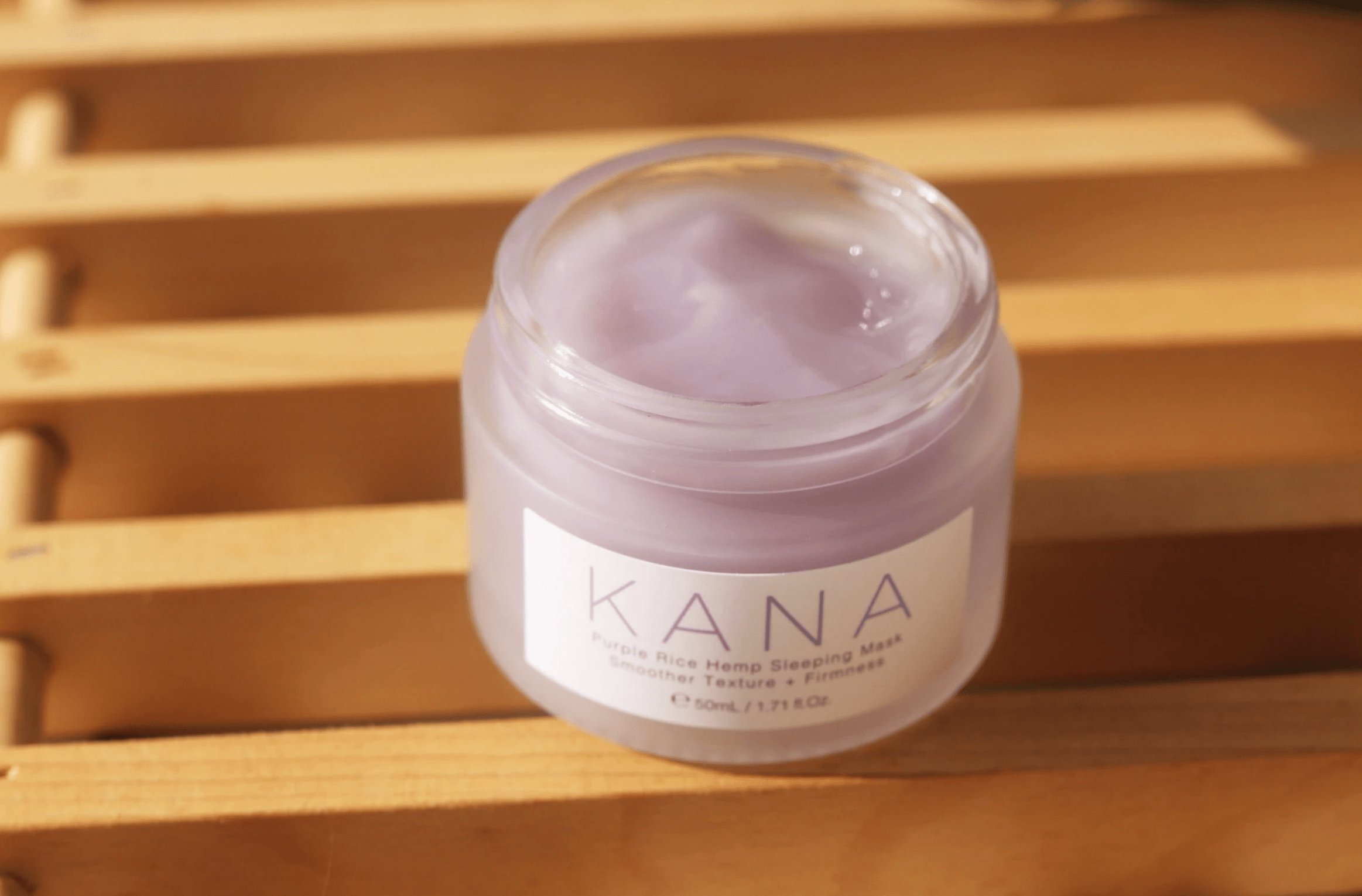 Kana Skincare Purple Rice Sleeping Mask