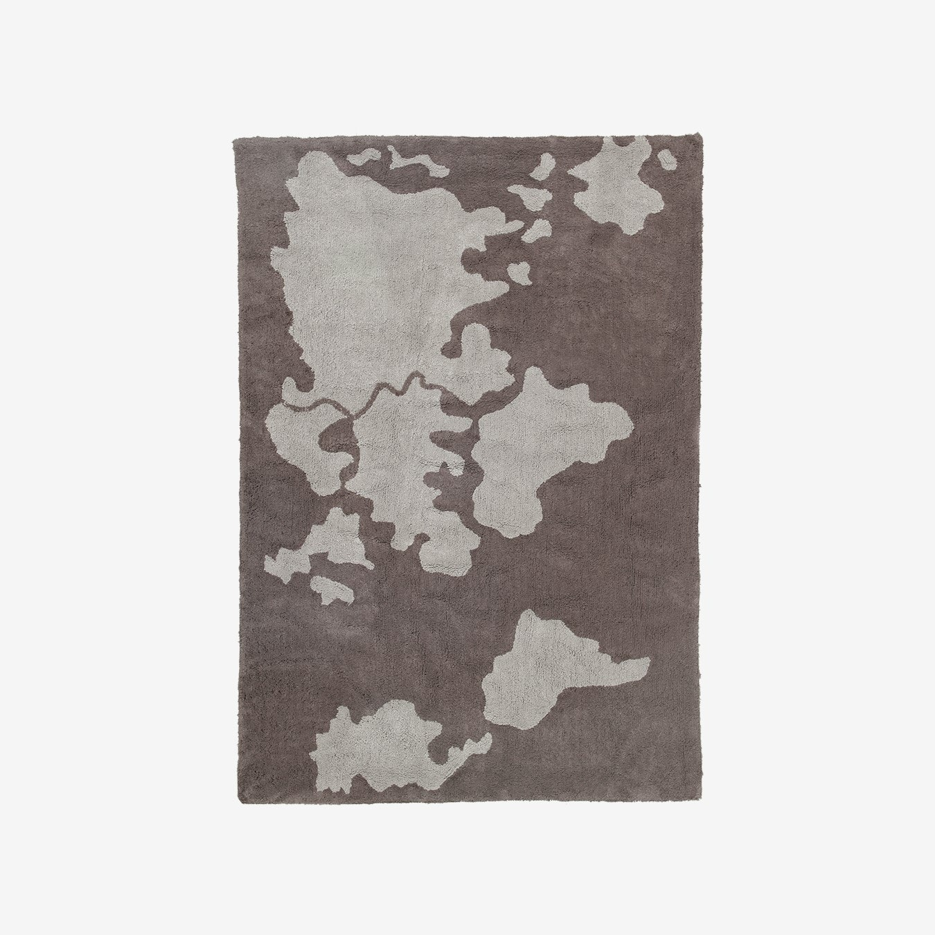 Lorena Canals World Map Rug