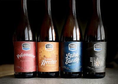 56 Brewing Beer Labels