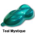Teal Mystique