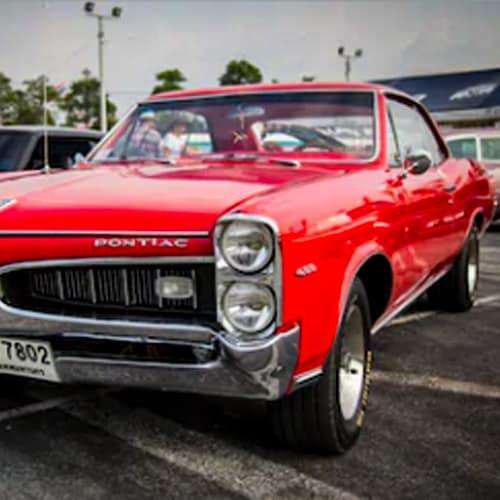 '64-'70 GTO Auto Paint Colors