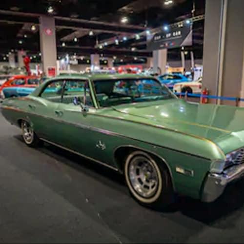 Classic Impala Paint Colors