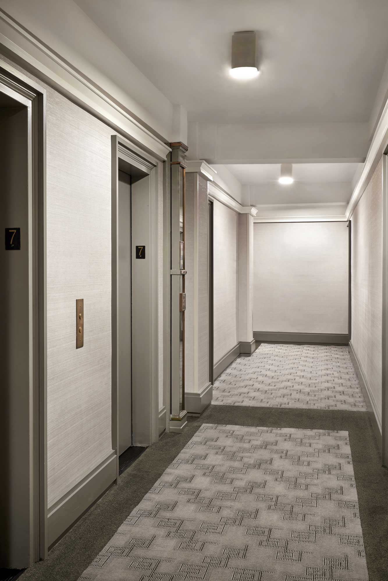 hallway renovation New York