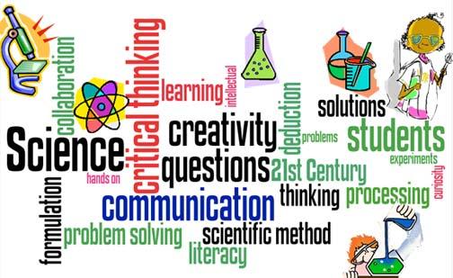 Science 21st Century Skills