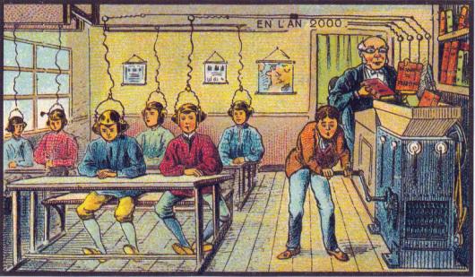 Teaching Machine