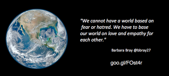 Choose Love and Empathy