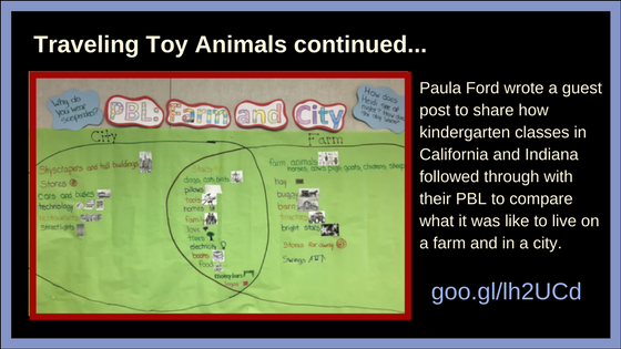 Traveling Toy Animals 2