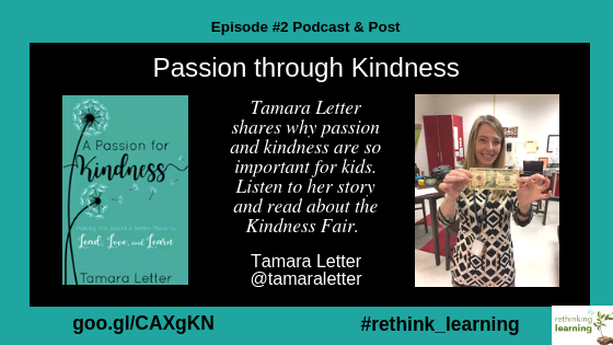 Episode #2_ Passion through Kindness Podcast with Tamara Letter