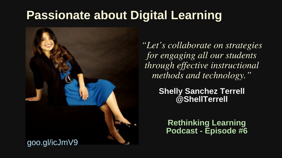 Passionate about Digital Learning