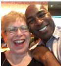 Selfie with Ken Shelton