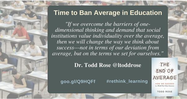 Ban Average in Education