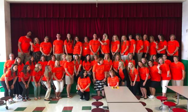 Maple Elementary Staff
