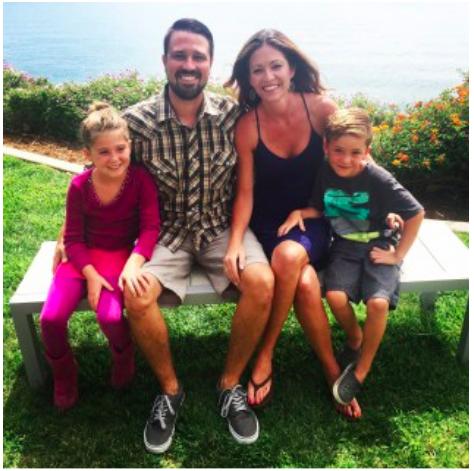 Katie Martin's Family