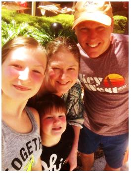 Trevor Bryan's Family