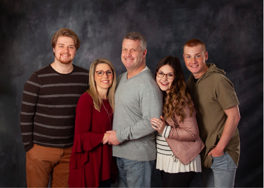Connie Hamilton's Family