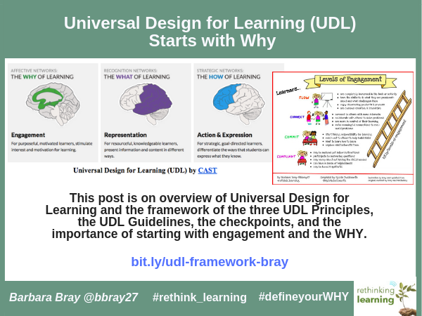 Universal Design for Learning (UDL) - Start with Why