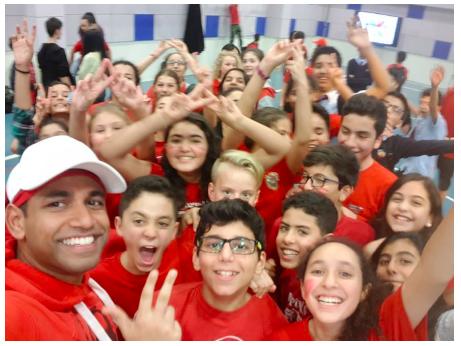 GEMS International School - Al Khail winners of the Innovation Clash 2017