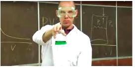 Ramsey Musallam as science teacher