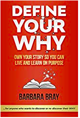 Define Your WHY Book cover