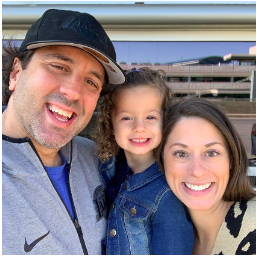 George Couros and Family