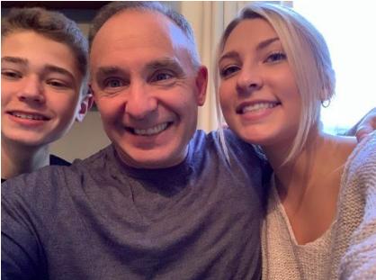 Craig Shapiro and children