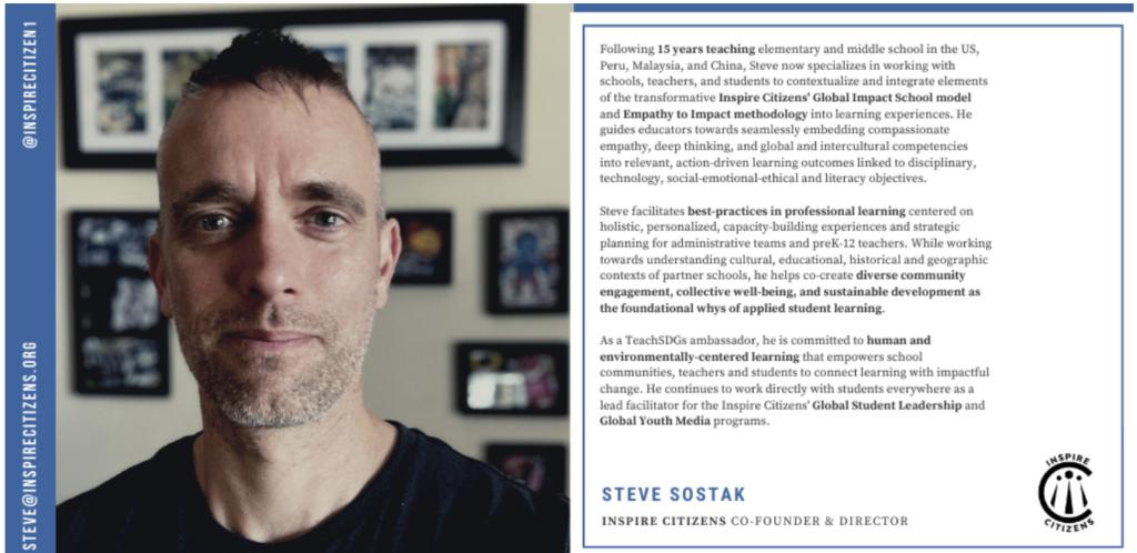 Steve Sostak bio