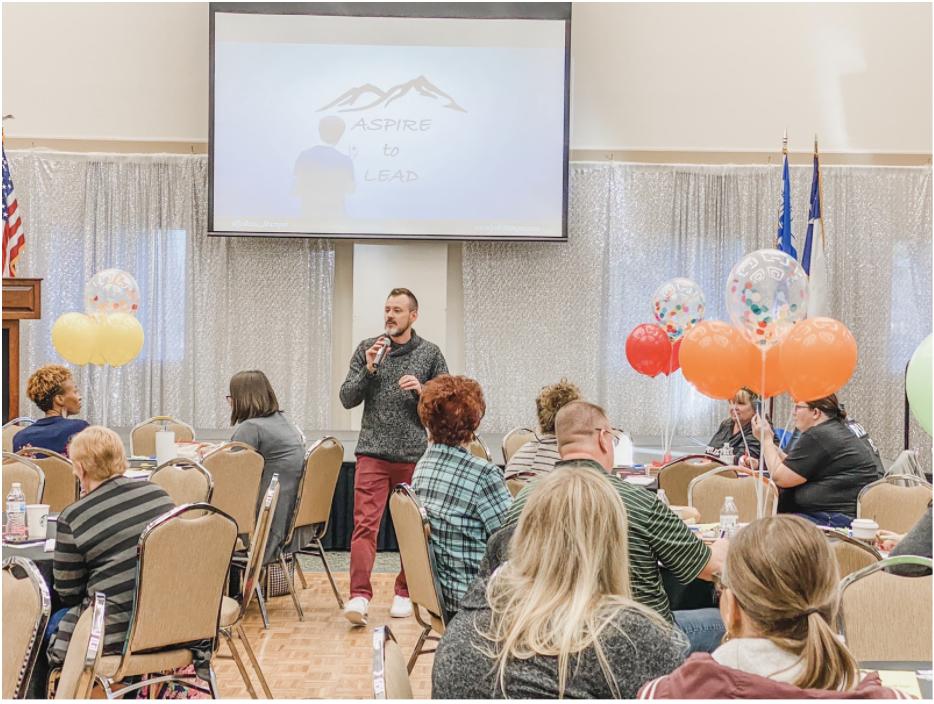 Joshua Stamper speaker for Teach Better Speakers Network