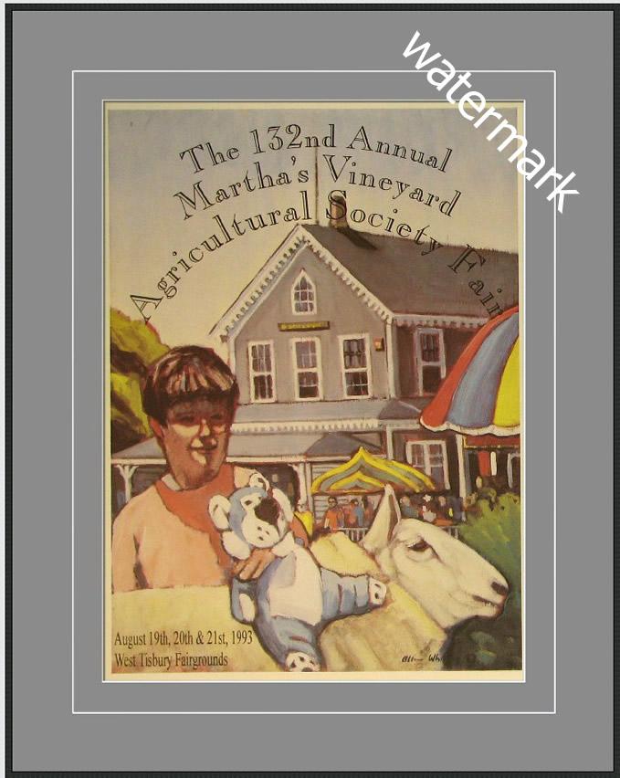 1993 Fair Poster