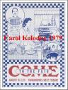 Fair Poster 1979 - Calendar page - Artist Carol Kolodny