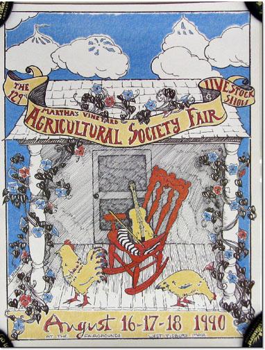Fair poster 1990