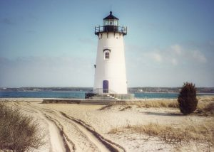 Uta Kloss - Edgartown Lighthouse