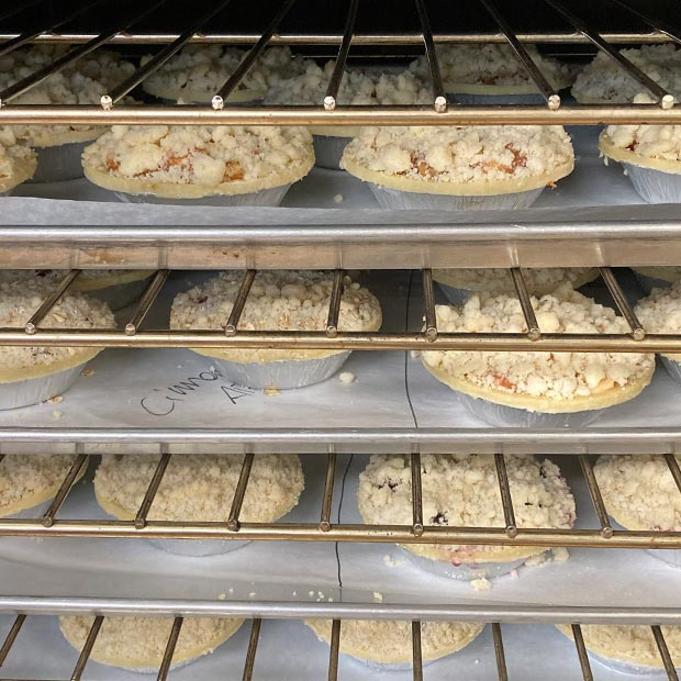 Fudge Factory Farm - Fresh Baked Pies