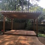 Our First Pergola