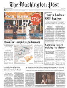 washington-post-front-page-10-12-16