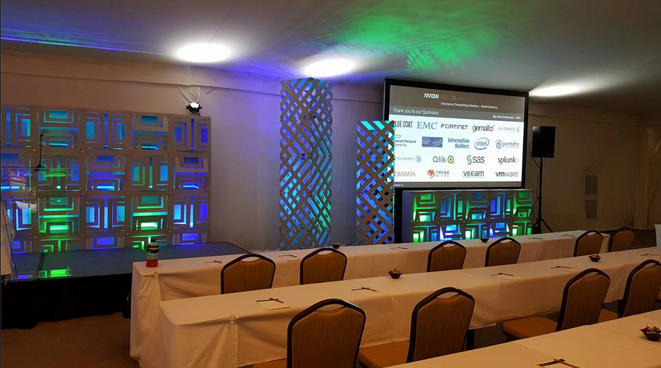 What Types of Events does Visual i Solutions Cater to?
