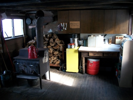 Beaver Valley Camp Cabin