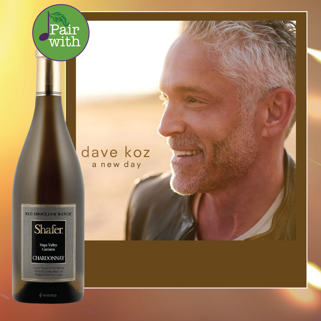 Wine and Music Pairing: Dave Koz