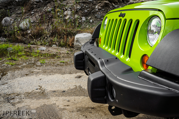 Wrangler Unlimited Moab Edition