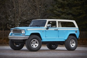 Jeep Chief 2015 EJS Easter Jeep Concept