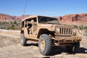 Concept Jeep Staff Car