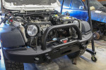 Africa Jeep JK Wrangler Build Progress 2