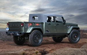 Jeep Concepts Jeep Crew Chief concept
