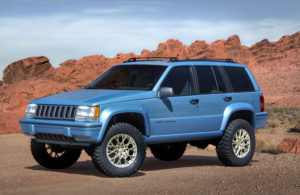 Jeep® Grand One Concept - Jeep Concepts