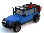 LEGO Jeep JKs you can make happen!