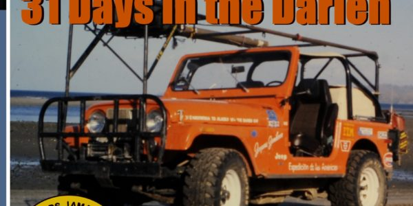31 Days in the Darien Cover